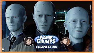 Gamegrumps: Detroit Become Human Compilation