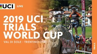 LIVE - Finals at Round 2 | 2019 UCI Trials World Cup - Val di Sole (ITA)