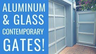 Aluminum Gate Countdown! | Mulholland Security Los Angeles 1.800.562.5770