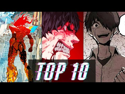10 Manhwa You Need To Be Reading