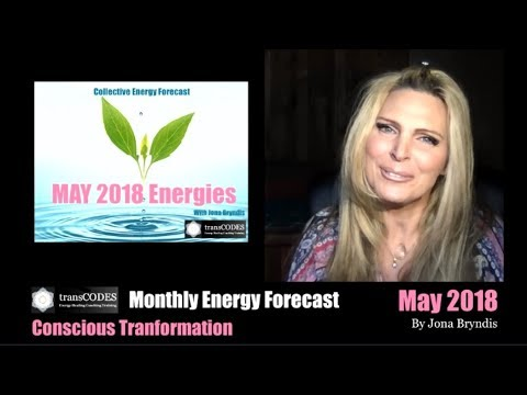 MAY 2018 Energy Forecast & Energy Tips For Empaths : CONSCIOUS TRANSFORMATION