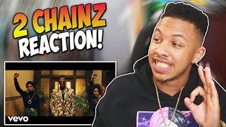 2 Chainz - Money In The Way Reaction Video