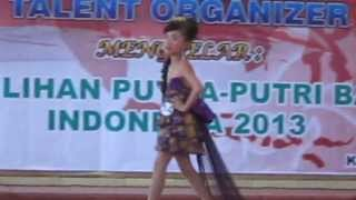 "Video Fashion Show anak ""MARSYA DWIVANI R. Y."""