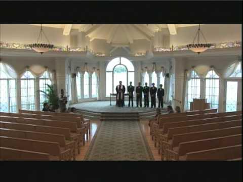 Disney Wedding Pavilion Ceremony Part 1 Of 2