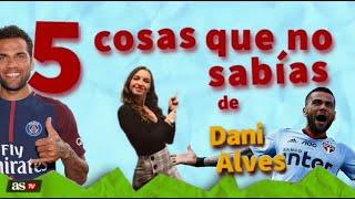 5 Cosas Que No Sabías De Dani Alves Multicampeón Que Firmó Con Sao Paolo  Diario As