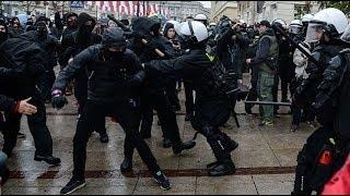 [NOWA JAKOŚĆ] Interwencja policji w Kole. Użyty gaz i groźby użycia broni