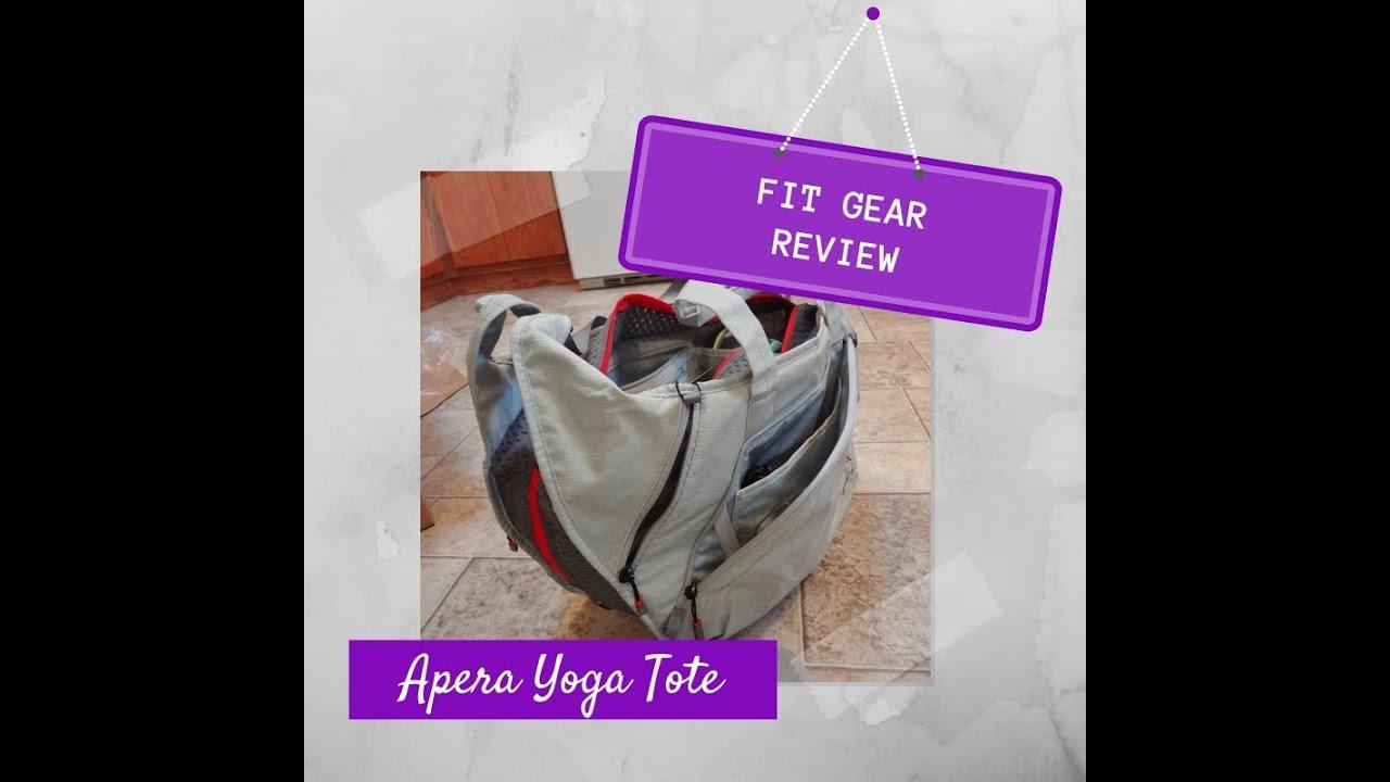 FitGear Review Apera Yoga Tote Gym Bag