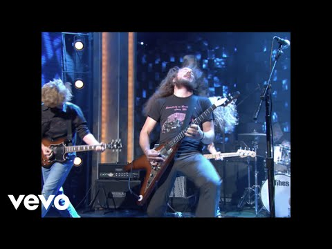 My Morning Jacket - One Big Holiday (Late Night with Conan O'Brien)