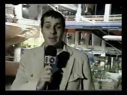 A internet em 2004 - Orkut - Teledomingo
