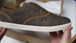 812a484b33 Clae Bruce Shoes Unboxing - Brown Speckle