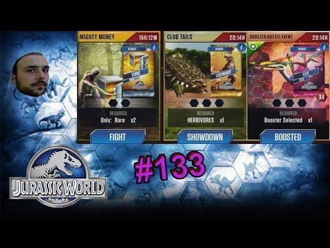 Para , Kuyruk Vuranlar ve Asia Maçları - Jurassic World # 133