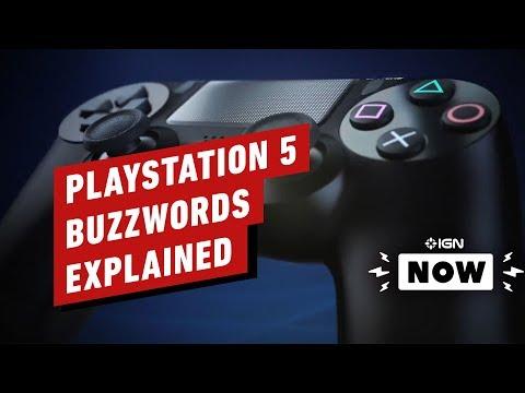 PS5: Next-Gen Buzzwords Explained - IGN Now