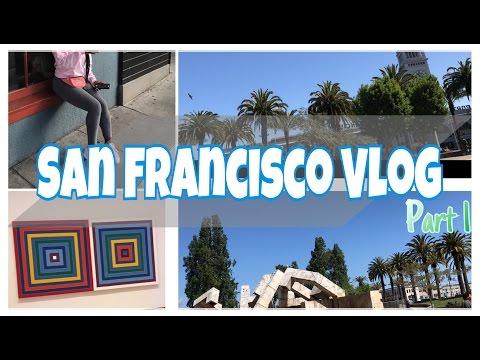 Museum of Modern Art | San Francisco Vlog 1