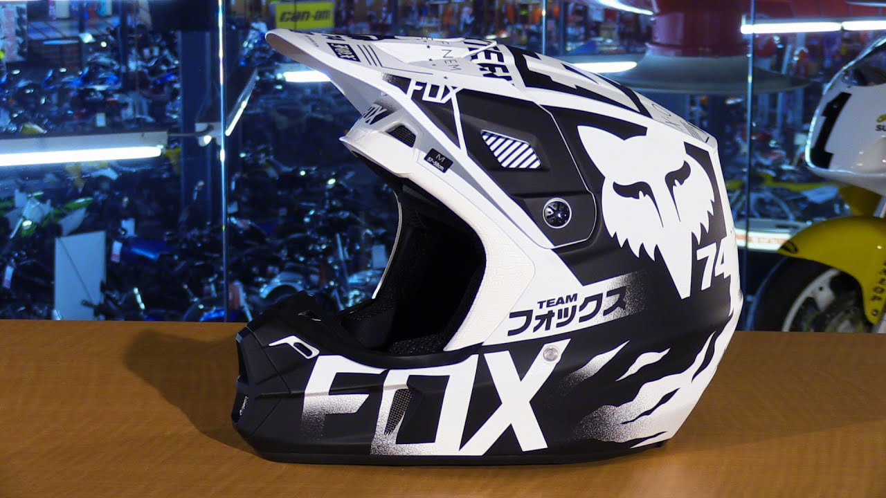 Full Hd Motorcycle Wallpaper Fox Racing 2016 V2 Union Motorcycle Helmet Review Youtube