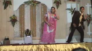 Indian Wedding Dance Video- Sangeet Abhinav Bhawana - Dance Pe Chance Song