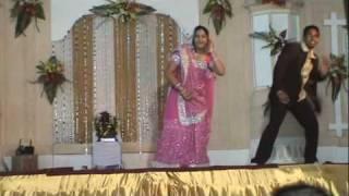 Indian Wedding Dance Video- Sangeet Abhinav Bhawana - Dance Pe Chance Song