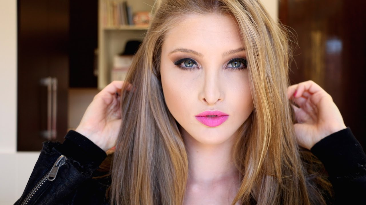 Vanessa Wonsovicz ~ Maquiagem Especial Para Festas Vanessa Wonsovicz YouTube