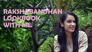 Rakshabandhan LookBook | The_fabcan | Harshita