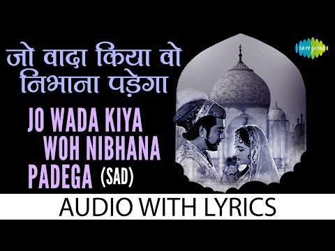 Jo Wada Kiya Woh Nibhana Padega -Sad with...