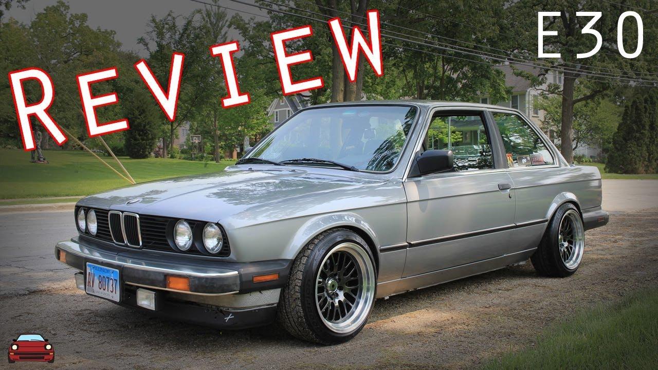 1987 Bmw 325e Review Youtube