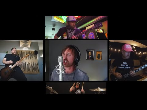 """Mastodon, Stone Sour, In Flames members cover Filter's """"Hey Man Nice Shot"""""""
