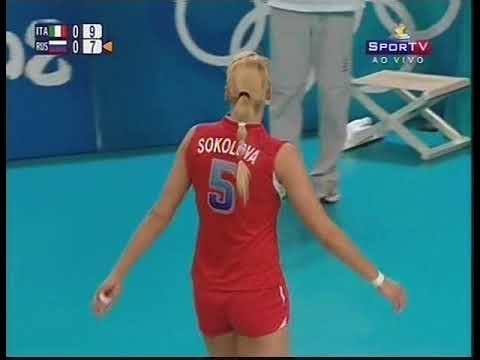 POG 2008 Pool Play: Russia X Italia