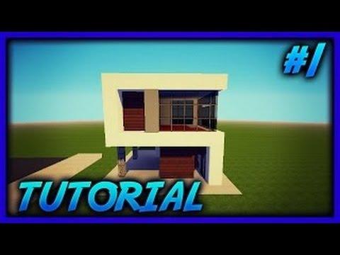 Como hacer una casa moderna en minecraft pocket edition 0 for Casa moderna en minecraft pe 0 16 0