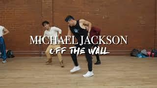 OFF THE WALL MICHAEL JACKSON Choreo By Brandi Chun