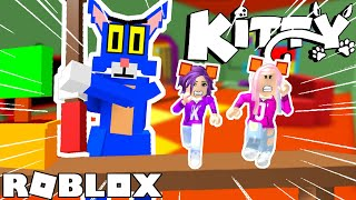 ESCAPE THE CLUB HOUSE! / Roblox: Kitty Chapter 2