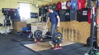 Snatches Training - 3x3 weight by Mike
