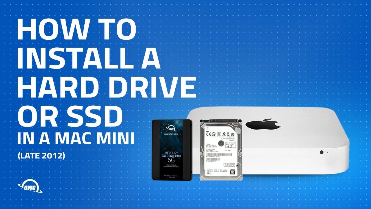 Mac Mini Late 2012 Hard Drive Ssd Installation Video Youtube Computer Circuit Board Ipad Cover Zazzle
