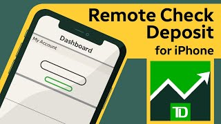 How to Deposit Checks on TD Ameritrade Mobile for iPhone