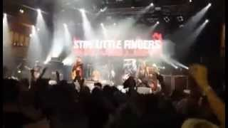 Stiff Little Fingers Wasted Life (Live At Rebellion Blackpool 2014)