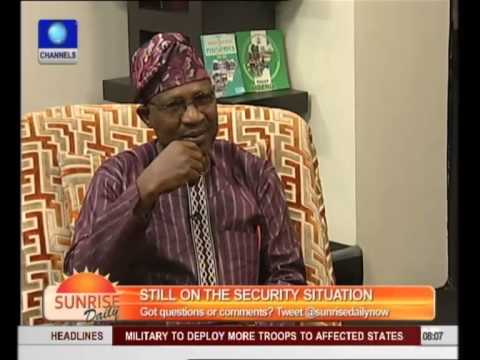 Criminologist Says Kano Also Qualifies For Emergency Rule - Part 3