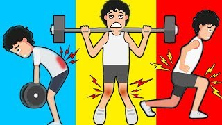 5 Exercise Mistakes - YOU SHOULD AVOID!!!