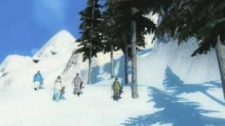 Shaun White Snowboarding Game Multiplayer - Xbox 360