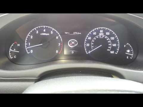 2013 Hyundai Genesis 5.0 R-Spec 0-60