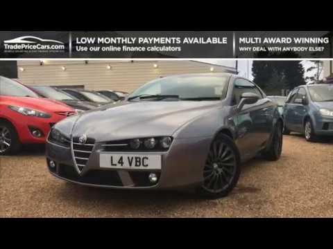 ALFA ROMEO BRERA JTS SV FOR SALE CAR REVIEW VLOG YouTube - Alfa romeo brera for sale usa