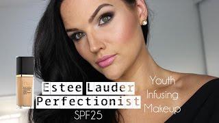 Смотреть видео estee lauder антивозрастной тональный крем сзф25 perfectionist