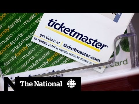 Paradise Papers reveal world's biggest ticket scalper is Canadian