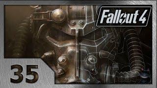 Fallout 4. Прохождение 35 . Позолоченный кузнечик и таинственное мясо.