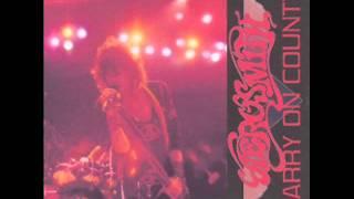 Aerosmith Intro / Back In The Saddle Ventura 1983