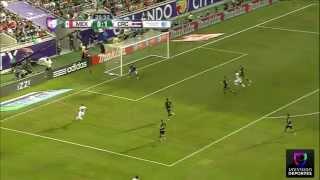 Mexico vs Costa Rica 2-2 Amistoso Univision Highlights