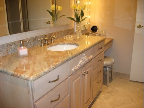 Add Value to Your Bathroom with Bathroom Vanities with Tops