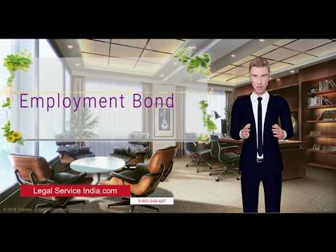 Legality Of Employment Bond Contracts