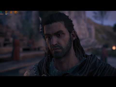 Assassin's Creed  Odyssey i5 9400F and GTX 1060 6Gb Gameplay |