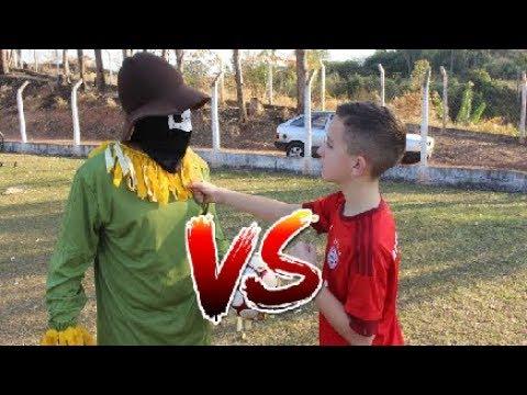 BOLIVIA vs ESPANTALHO DA TRILHA (Desafio da Trilha)