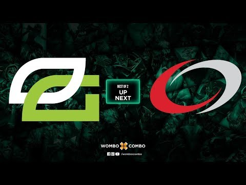 Optic Gaming vs Complexity Gaming Game 1 (BO2) l China dota2 supermajor NA qualifiers