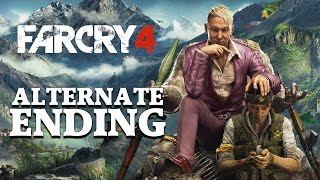 FAR CRY 4 Finished in Under 15 Minutes (Far Cry 4 Alternate Ending) thumbnail