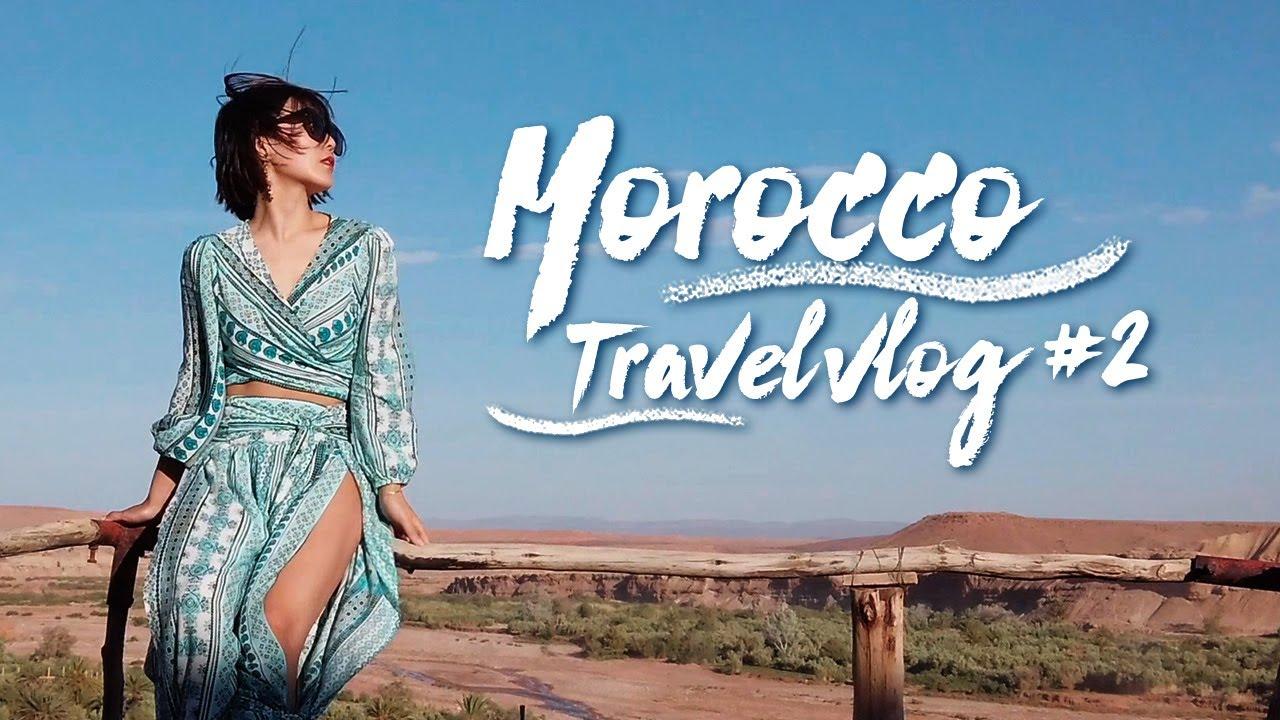 《有才的旅行日记》第二集~摩洛哥之旅